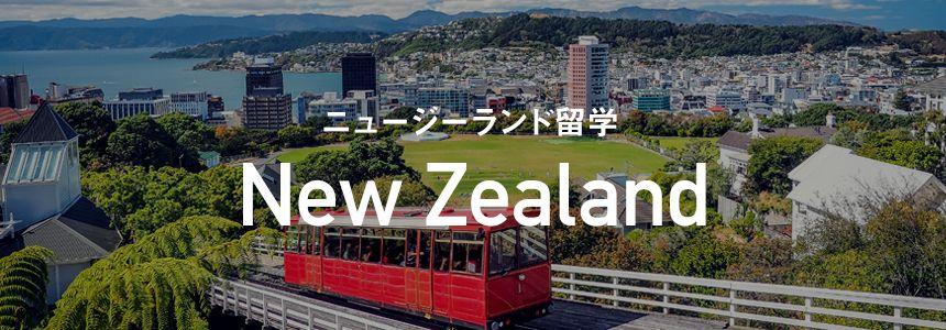 ニュージーランド留学 New Zealand